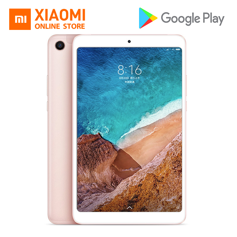 """Original Xiaomi mi Pad 4 LTE Wifi 4 GB 64 GB 8 """"Las 16:9 mi Pad 4 Snapdragon 660 AIE core 12.0MP + 5.0MP Xiaomi tabletas Tablet Pad 2018"""