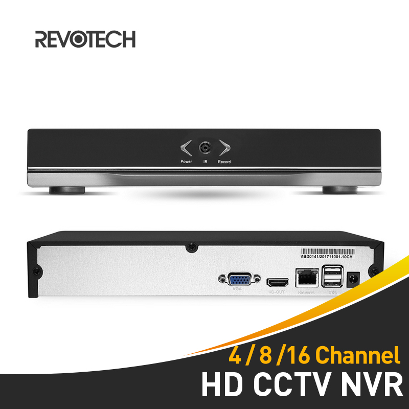 HD 4 8 16 Channel NVR H 265 4 8 16 CH CCTV 5MP Network Video
