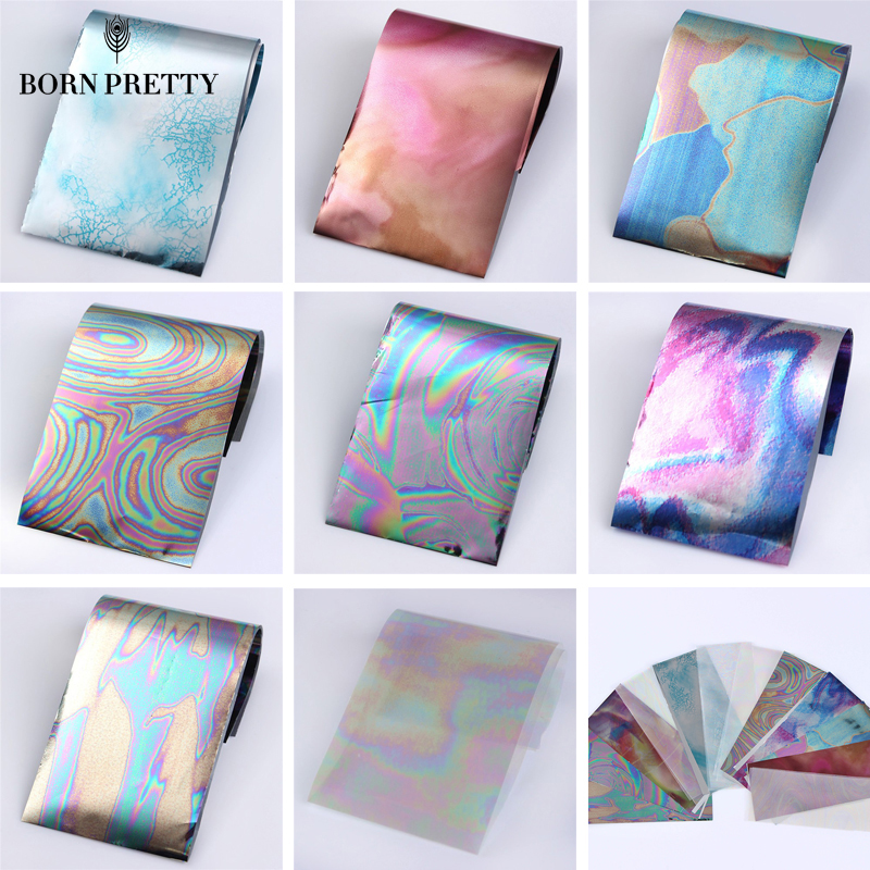 12 Colors/set Starry Sky Nail Foils Nail Stickers Multicolor 4*16 cm DIY Manicure Nail Art Transfer Sticker Nail Decoration 20pcs set starry sky nail foils nail art transfer stickers decal fashion broken glass diy nail tips decorations
