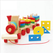 Exempt postage Large puzzle assembling nut shape toy
