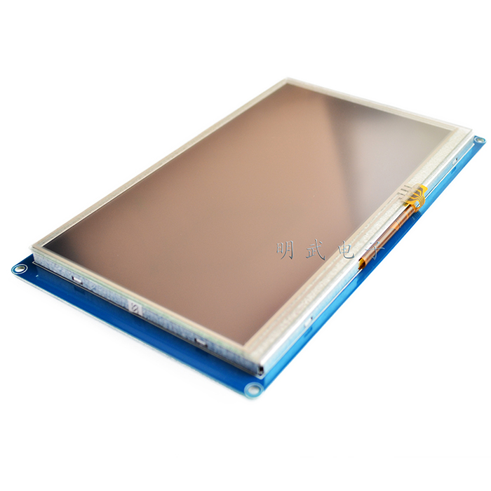 ФОТО 7.0quot; inch TFT Display 800*480 Touch Panel Screen Module Font IC SSD1963 Controller LED Backlight For Arduino 51/AVR/STM32
