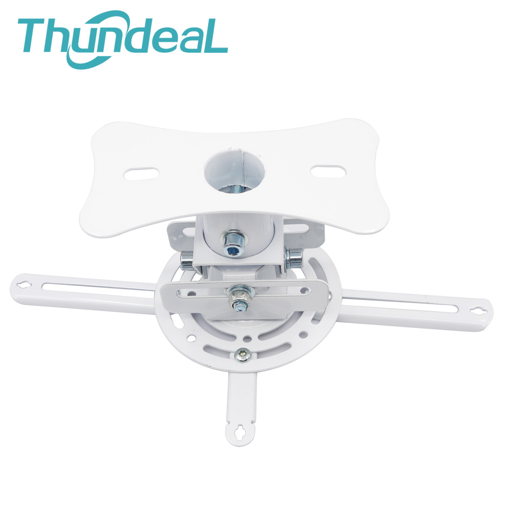 Universal LED Projector Ceiling Mount Wall Metal Shelf Bracket Holder For Projectors Hanging Stand Holder Accessories 22.5CM