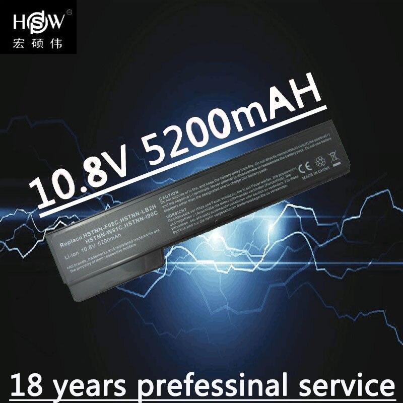 HSW Laptop Battery For HP EliteBook 8460p 8470p 8560p 8460w 8470w 8570p ProBook 6460b 6470b 6560b 6570b 6360b 6465b 6475b 6565b original new keyboard for hp elitebook 8460p 8460w 8470p 8470w probook 6460b 6465b 6470b 6475b french layout laptop keyset