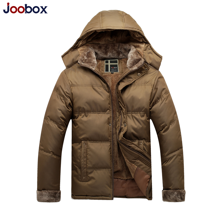 ФОТО High Quality Brand Casual Cotton Lined Jacket Thickening New Fashion Winter Jacket Men Fleece Warm Coat Parkas M-3XL