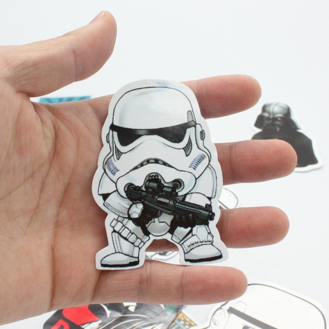 Funny Star Wars Stickers