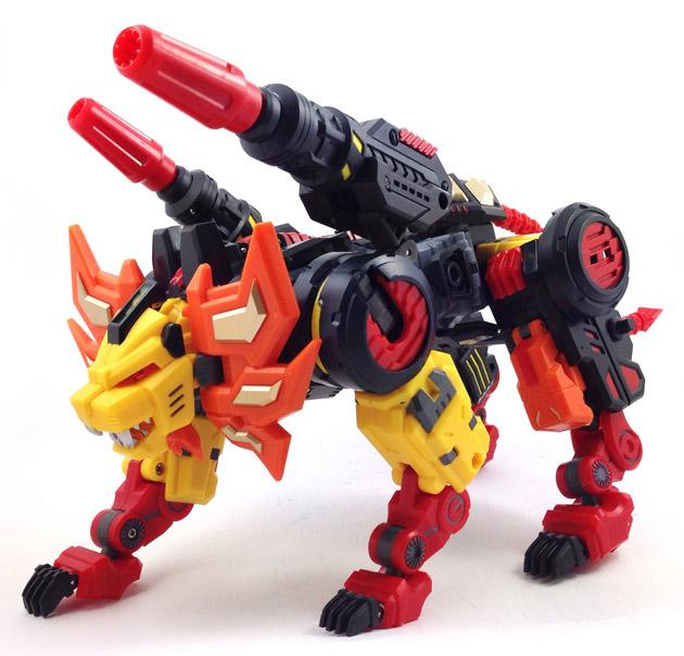 1Pcs TFC Predaking The Sharp Claws Lion Classic Toys For Boys Without Retail Box
