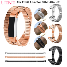 Cool shape For Fitbit Alta smart watch frontier/classic replacement strap HR wristband accessories watchband