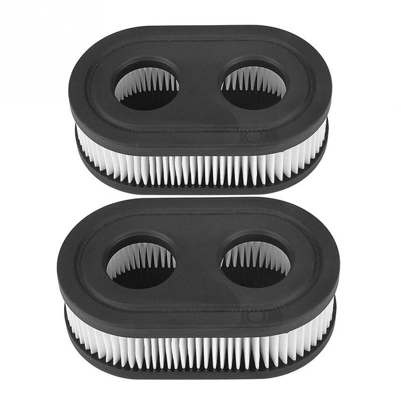2 sztuk kosiarka filtr powietrza dla Briggs & Stratton 798452 K 593260 wymiana