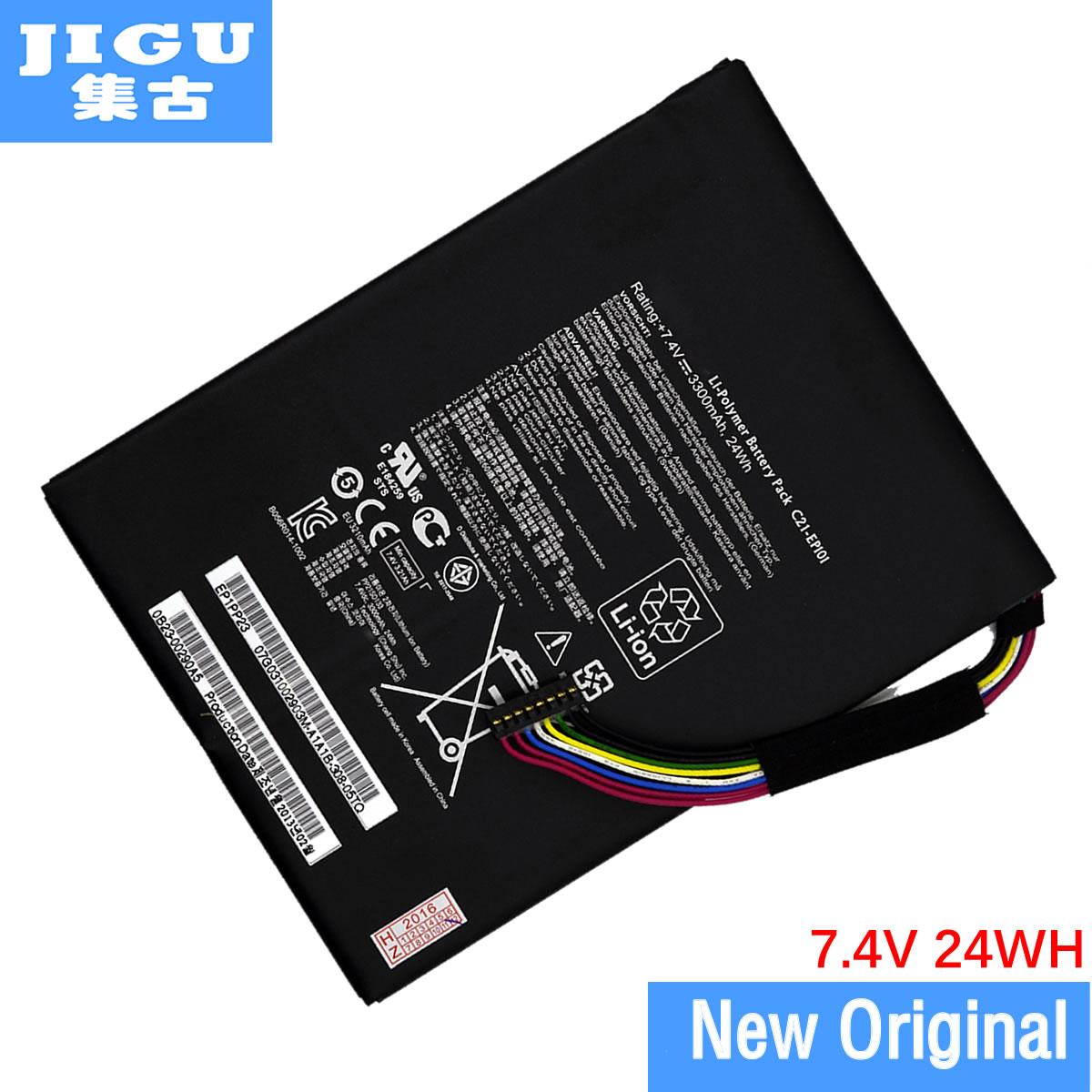 JIGU C21-EP101 Original Laptop Battery For Asus TF101-B1 X11B001A 1B002A  1B004A 1B006A 1B011A 1B012A 1B017 1B023A