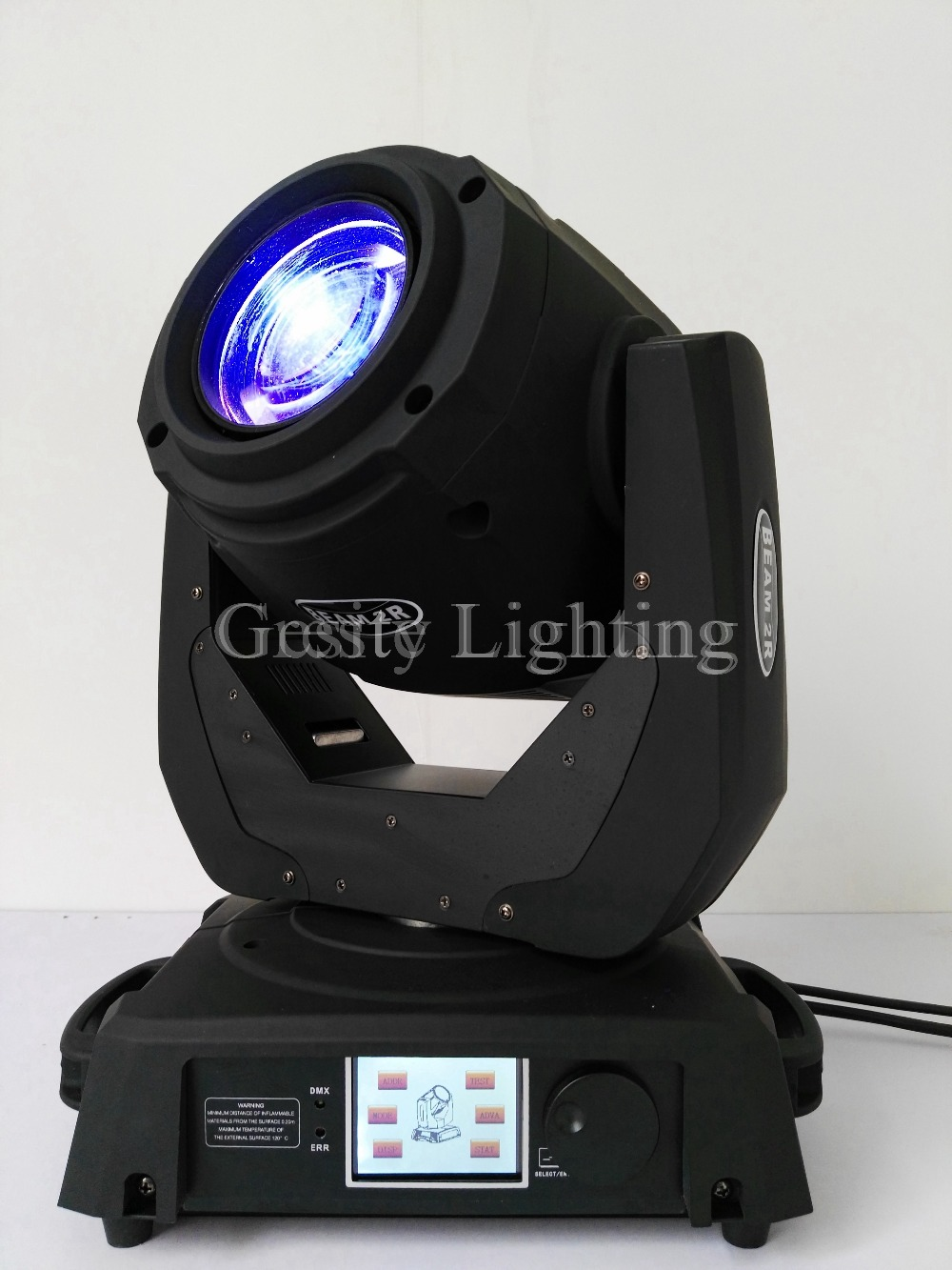 2R Sharpy Beam 2R Compact Moving Head Package DJ Lighting,132W 2R Brand Lamp Mini Sharpy Moving Head Light 90V-240V 2pcs lot 120w moving head beam light beam 2r sharpy dmx512 stage light 2r osram lamp moving head light