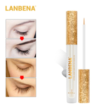 LANBENA Eyelash Serum Growth Treatments Enhancer Lengthening Thicker Lashes Lifting Eyelashes Eye Care