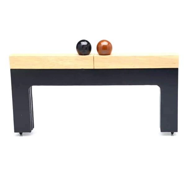 ⑤10 pulgadas (25 cm) x 4 3/4 pulgadas marco del monedero de madera ...