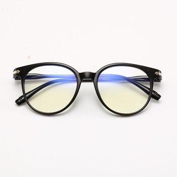 2018New Popular Women anti blue Anti-radiation Men computer gaming protection glasses for Fashion Eyeglasses FrameWomen