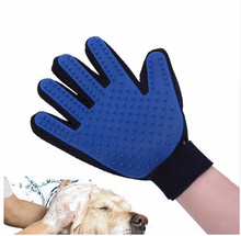 Pet Dog Supplies pet Cat dog brush comb hair cleaning brush comfortable massage and effective massage gloves free shipping comfortable seven lingzhu live ribs massage brush dragon ball rotation massage