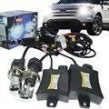 12 V H4-3 Bi xenon H4 ocultó Bixenon H4 HID kit hi lo 12 V 55 W Car fuente de luz 6000 K 8000 K 4300 K 5000 K BI-XENON H4 faro bombillas