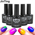 10ml LED UV Nail Gel Long Lasting Hot Sale Gel Lacquer DIY Nail Art Colorful Nail Gel UV Gel Set UV LED Lamp Curing