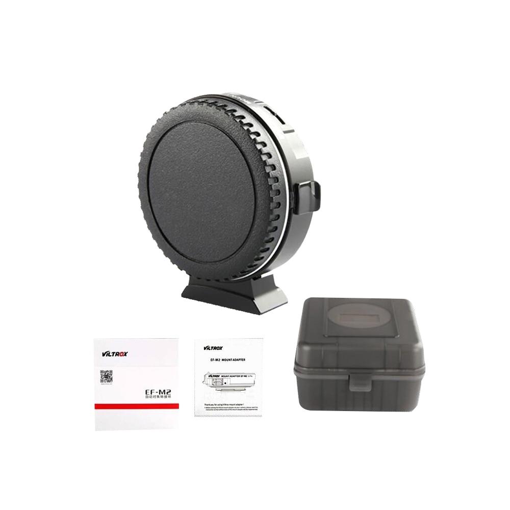 Viltrox EF-M2 AF Automatické zaostřování EXIF 0.71X Redukce - Videokamery a fotoaparáty - Fotografie 6