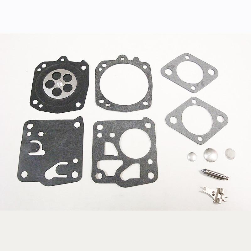 RK-21HS CARB rebuild kit for Tillotson HS Carburetor Repair Kit fit HS 138 221 223 60 62 189 212 690115 carburetor carb replacement gasket accessories set kit replacement fit for 690111