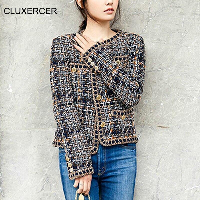 Popular Tweed Jacket Short-Buy Cheap Tweed Jacket Short lots from ...