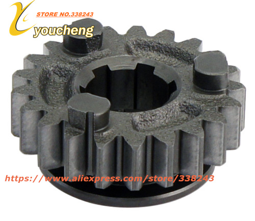 CFMOTO CF188 CF500 Driven Output Gear CF MOTO 500CC ATV UTV GO KART Parts 0180-061011 CDZSCCL-CF500 Drop Shipping