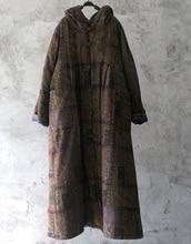 Выпуск продукции в зимний период 2016, оригинальный дизайн более свободно большие ярдов хлопка утолщение женщин хлопка-проложенный одежды