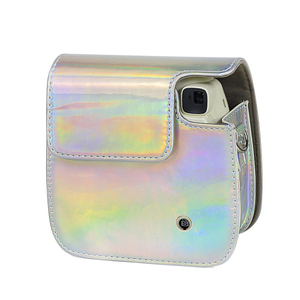 Image 5 - สำหรับ Fuji Fujifilm Instax Mini 9 MINI 8 8 + Protector สำหรับกรณีกระเป๋ากล้องทันทีเลเซอร์ Aurora อุปกรณ์เสริมการถ่ายภาพ
