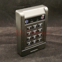 Contact Less 125khz RFID Standalone Access Control Card Reader With Digital Keypad For Home Apartment Factory
