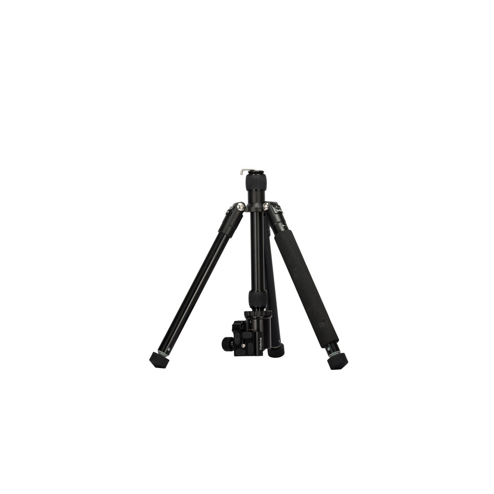 "Selens 150cm/62"" Black Professional Tripod Photography Monopod For DSLR Camera Portable Lightweight Travel Tripode Stand"