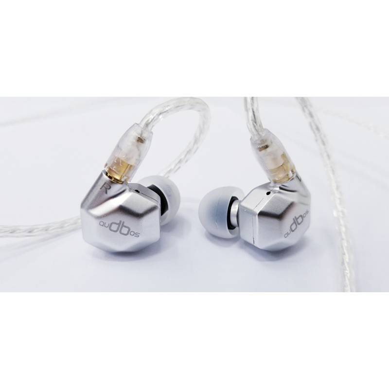 Newest Audbos K5 Metal In Ear Earphone 2DD+2BA Hybrid Drive Unit China DIY HIFI Monitor Earphone MMCX Pin DIY Audiophile audbos db04 hifi hybrid earphone 2ba 2dd silver plated metal earphone monitor earphone audiophile iem music earbuds