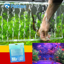 New arrival Aquarium Fish Tank Supplies Transparent Plastic Bubble Wand aerator tank bubbles stone