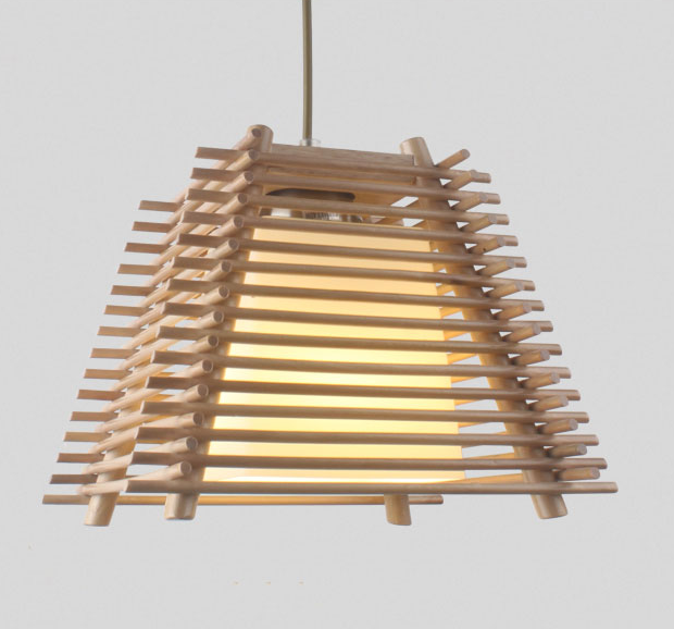 Rustic wood art milk white glass lampshade Pendant Lights Modern fashion E27 LED lamp for porch&parlor&stairs&corridor LHDD040 southeast asia style hand knitting bamboo art pendant lights modern rural e27 led lamp for porch