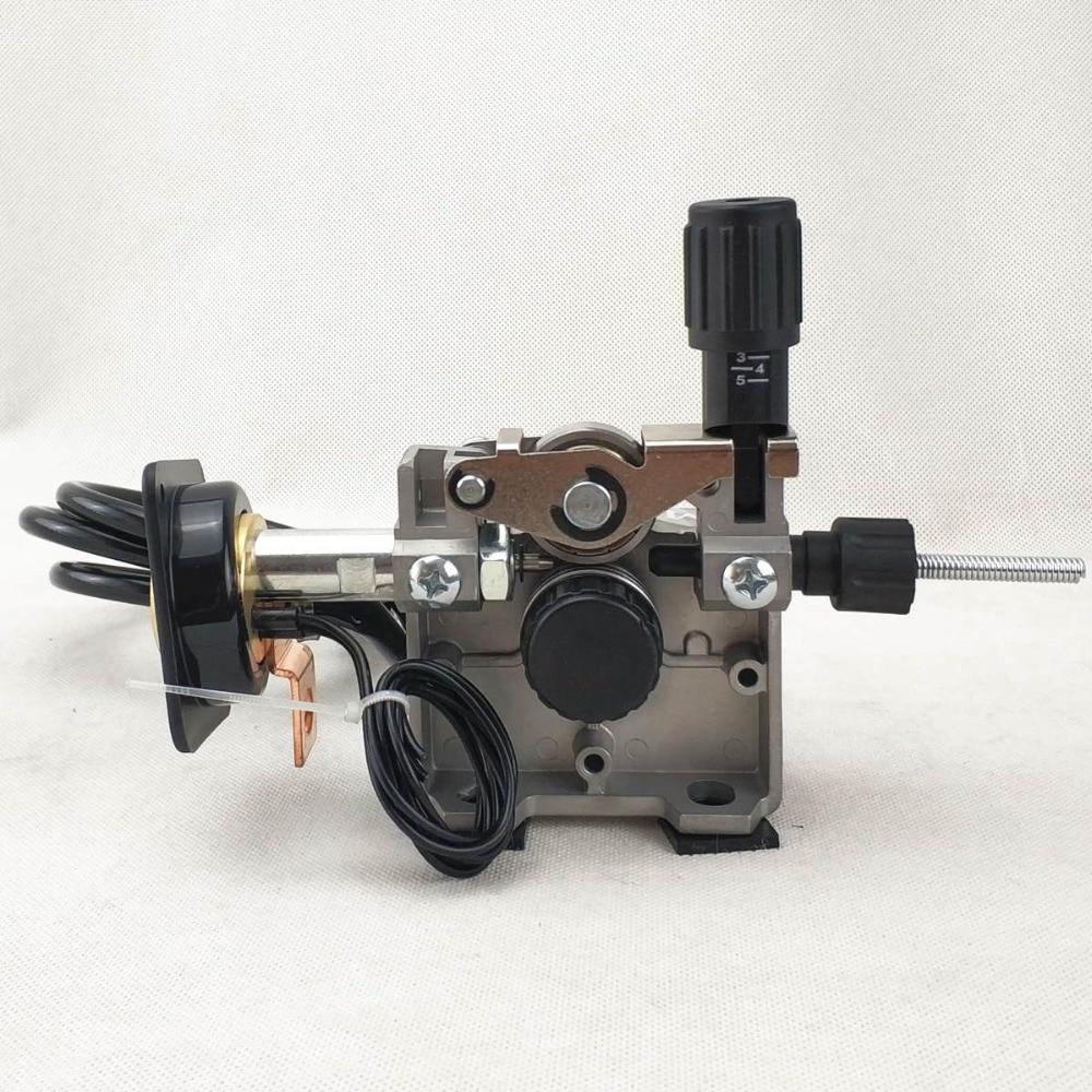 12 V 0.8-1.0mm ZY775 Filo Filo di Alimentazione Gruppo di Alimentazione Del Motore MIG MAG Saldatrice Saldatore Euro Connettore MIG-160