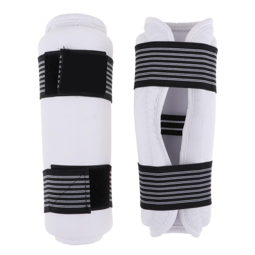 Taekwondo Karate MMA Arm Protector Pad Elbow Guard Sparring Protective Gear