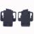 Nova Micorphone Speaker & Acessórios Clipe SÓ Terno para FDCVB Capacete Bluetooth Headset Intercom