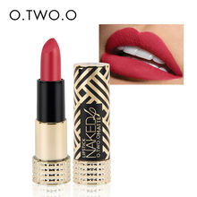 O.TWO.O Naked Lim Crim Kyli Cosmetics Lipstick Matte Velvet Baton Liquido Long Lasting Kissproof Waterproof Matte Lipstick Set