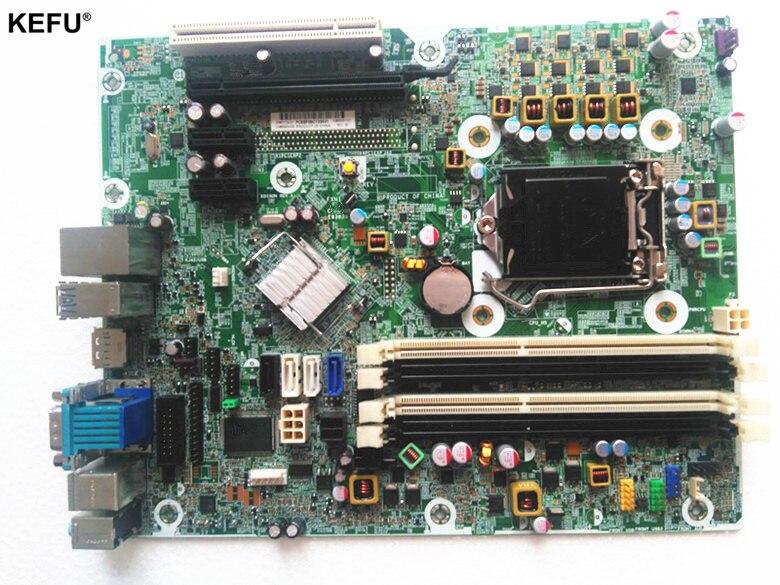 Рабочего Материнская плата подходит для HP 6300 6380 Pro серии 657239-001 материнская плата Q75 LAG 1155 DDR3 100% тестирование
