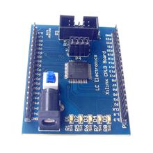 3.3V Xilinx XC9536XL CPLD Test Learn Development Board with JTAG Interface xilinx platform cable usb fpga cpld jtag dlc9g in circuit configuration and pogramming xilinx programmer