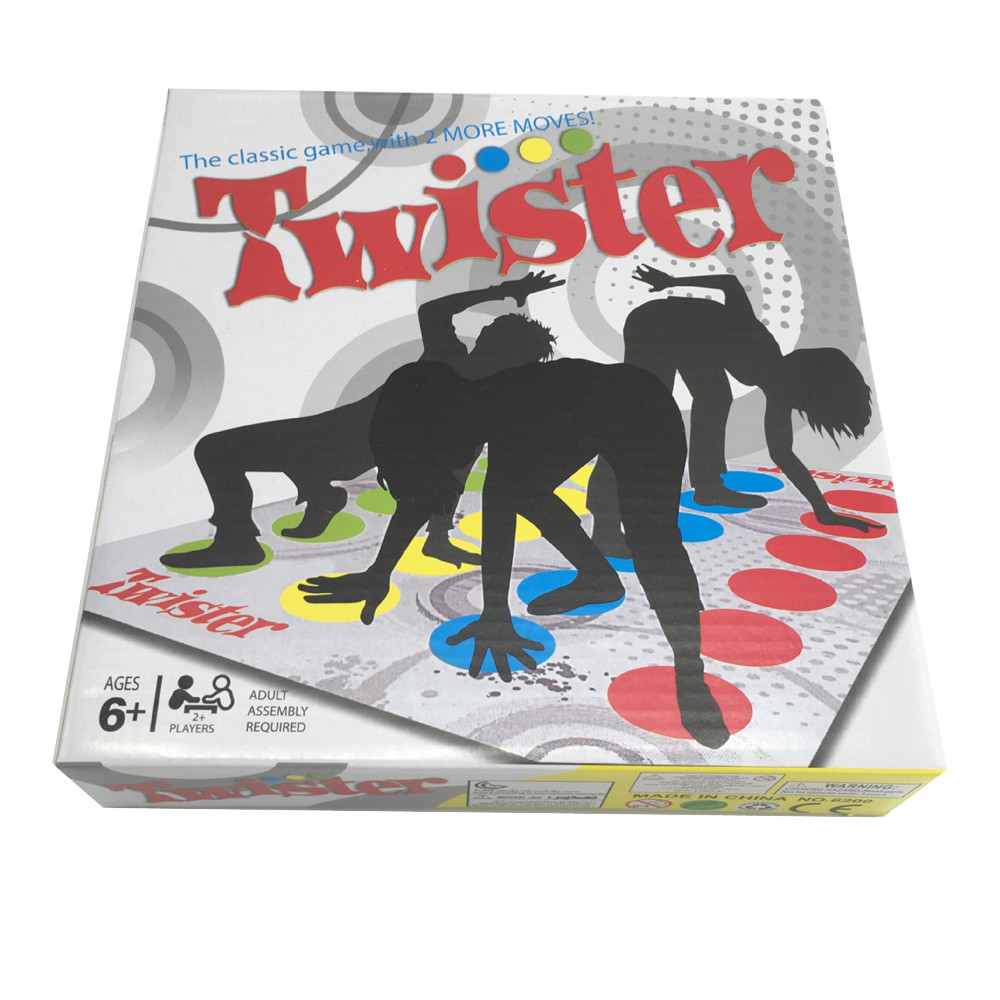 Twister Games Twister Floor Game Twister Ultimate Game For Family And Party toy especially for making new friends X#
