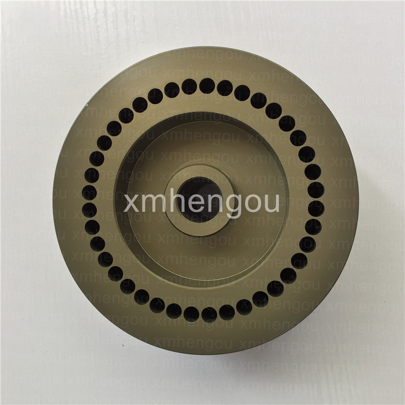 1 Piece ZD.233-028-0100 Stahl folding machine suction wheel,Stahl folding machine spare parts 233-028-0100 yamaha pneumatic cl 16mm feeder kw1 m3200 10x feeder for smt chip mounter pick and place machine spare parts