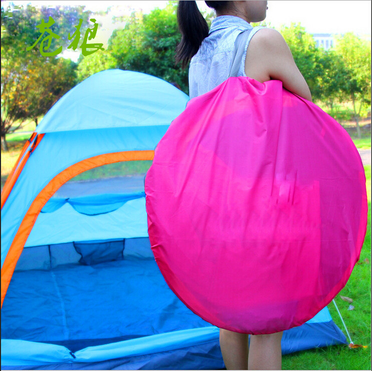 2 person pop up beach tent lightweigh party tent as c&ing equipment cool easy up shade tent for outdoor c&ing-in Tents from Sports u0026 Entertainment on ... & 2 person pop up beach tent lightweigh party tent as camping ...