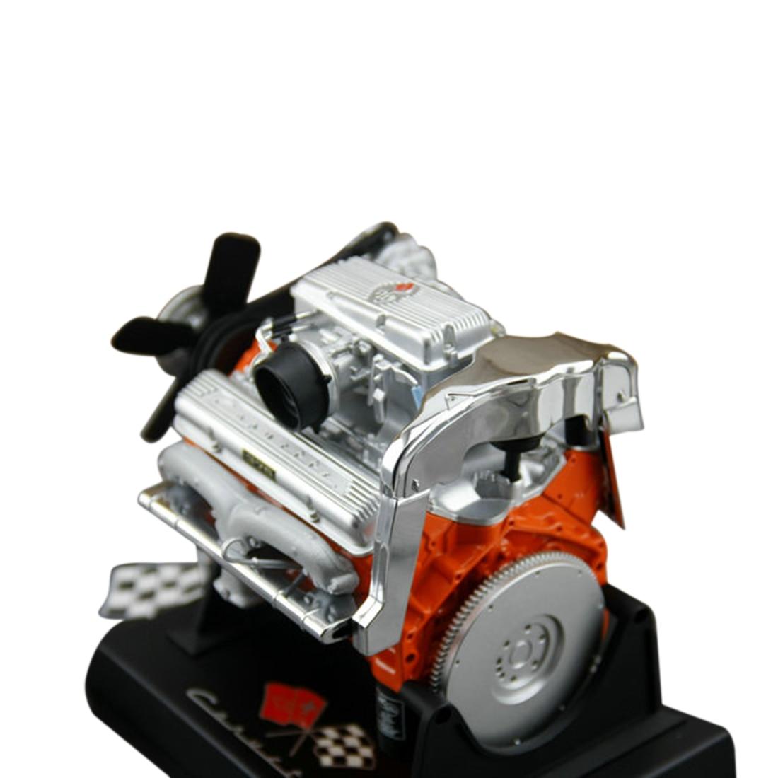 Hot Sale 1:6 Ratio New Out-Of-Print Engine Model For Chevrolet Corvette V8 Sedan Educational Toy Gift For Kids Children Adults