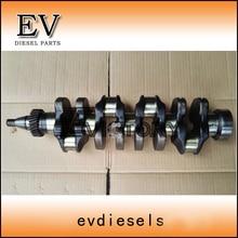 EV кованой стали S4L коленчатого вала для Mitsubishi двигатель экскаватор S4L детали двигателя