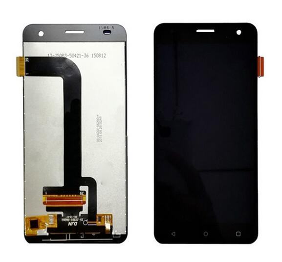 ФОТО Free Shipping For Fly FS504 FS 504 Cirrus 2 LCD Display + Touch Screen Assembly LCD Digitizer Glass Panel Replacement