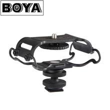 Boya Camera Shoe Shockmount BY-C10 for Zoom Olympus Tascam Sony Roland