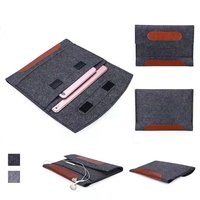 For IPad Pro 10 5 2017 Case Sleeve Universal 9 10 Shockproof Wool Felt Sleeve Bag