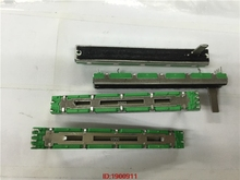 MG124CX 166cx mixer fader double potentiometer D503 D50K total length 75MM