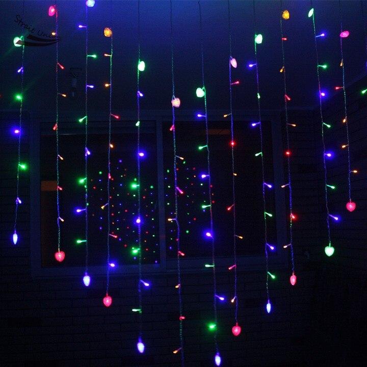Luces De Colores Para Fiestas. Luces De Fiesta Lentes Efecto Led En ...
