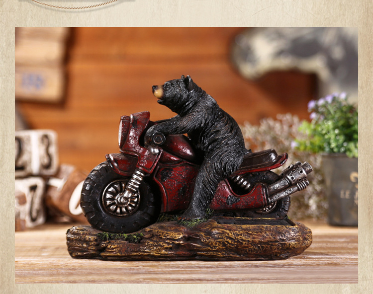 Bear Figurine (7)