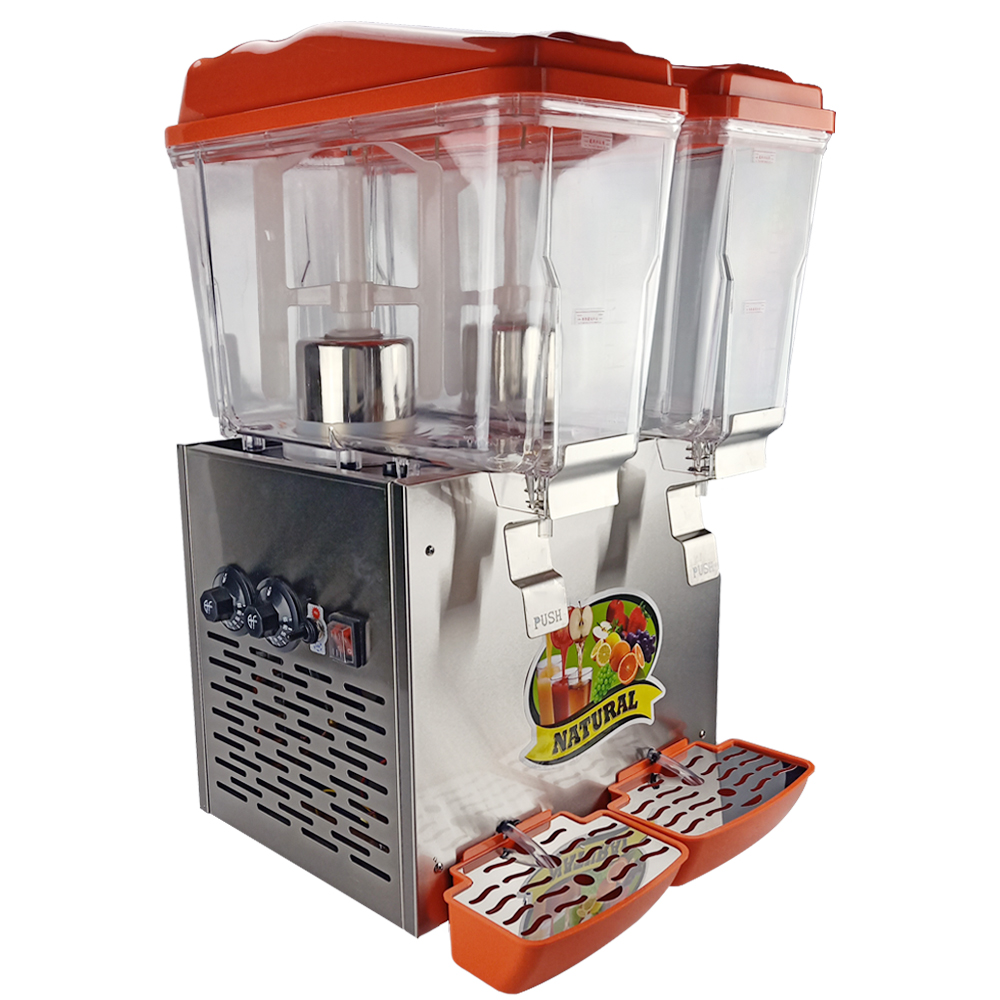 Commercial Cool & Mixing Beverage Machine Electric Juice Dispenser Machine Drink Container Cold Drink Machine