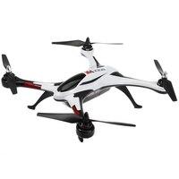 XK Zangão RC Dron 4CH 2.4 GHz 6-Axis Gyro Air Dancer 3D/6G Modo RC Quadcopter Aircraft RTF Brushless Motor de Aviões de controle remoto com luz LED